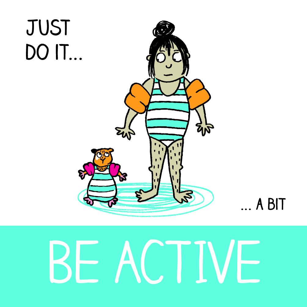 Be Active - Web